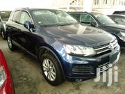New Volkswagen Touareg 2013 Blue | Cars for sale in Mombasa, Shimanzi/Ganjoni