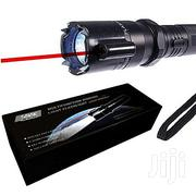 Self-defense Torch With Electric Shock And Leaser Pointer- Black   Home Appliances for sale in Nairobi, Nairobi Central