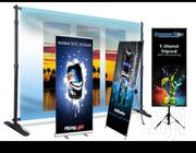 Narrow Base Roll Up Banner Printing | Manufacturing Services for sale in Nairobi, Nairobi Central
