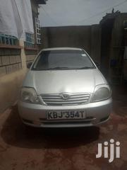 Toyota Corolla 2006 Silver | Cars for sale in Kiambu, Juja
