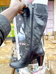 Ladies Leather Boots | Shoes for sale in Nyeri, Rware