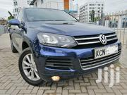 Volkswagen Touareg 2013 V6 Executive Blue | Cars for sale in Mombasa, Majengo