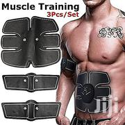 EMS Muscle Training Gear ABS Fit Body Shaper Fat Exercise Fitness | Sports Equipment for sale in Nairobi, Nairobi Central