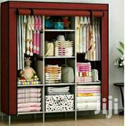 3 Columns Wooden Frame Portable Wardrobes | Furniture for sale in Nairobi, Mutuini