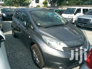Nissan Note 2012 1.4 Gray | Cars for sale in Mombasa, Majengo