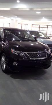Lexus RX 2013 450h FWD Black | Cars for sale in Nairobi, Kilimani