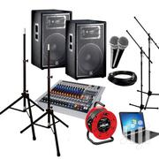 High Voltage Sound System For Hire | DJ & Entertainment Services for sale in Nairobi, Nairobi Central