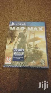 Mad Max Ps4 Brand New Game | Video Games for sale in Nairobi, Nairobi Central