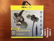 Awei X670bl Bluetooth Bass Earphones | Accessories for Mobile Phones & Tablets for sale in Nairobi, Nairobi Central