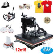 Swing Away Sublimation Heat Transfer Heat Press Machine | Printing Equipment for sale in Nairobi, Nairobi Central