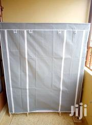 3 Columns Wooden Frame Portable Wardrobes | Furniture for sale in Nairobi, Embakasi