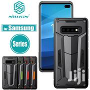 NILLKIN Defender Shockproof Armor Case Cover Samsung S9, S10, Plus, | Accessories for Mobile Phones & Tablets for sale in Nairobi, Nairobi Central