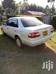 Toyota Corolla 1998 White | Cars for sale in Uasin Gishu, Kapsaos (Turbo)