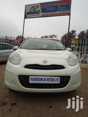 Nissan March 2013 White | Cars for sale in Kiambu, Township C