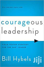 Courageous Leadership-bill Hybels | Books & Games for sale in Nairobi, Nairobi Central