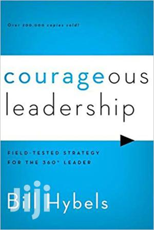 Courageous Leadership-bill Hybels
