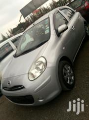Nissan March 2012 Silver   Cars for sale in Nairobi, Karura