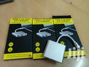 Type C To HDMI 3 In 1 HDMI + USB 3.0 + Type-c(PD) | Computer Accessories  for sale in Nairobi, Nairobi Central