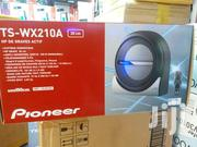 Brand New Pioneer TS-WX210A Underseat Car Woofer Deep Bass | Vehicle Parts & Accessories for sale in Nairobi, Nairobi Central