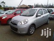 Nissan March 2012 Silver | Cars for sale in Kiambu, Ndenderu