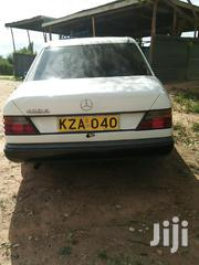 Mercedes Benz 200E 1987 White | Cars for sale in Kisumu, Central Kisumu