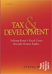 Tax And Development Attiya Waris | Books & Games for sale in Nairobi, Nairobi Central