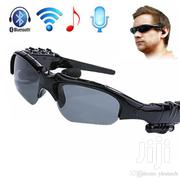 Suitable Sunglasses Bluetooth Headset Outdoor Sport Glasses Earphones | Accessories for Mobile Phones & Tablets for sale in Nairobi, Nairobi Central