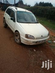 Toyota Starlet 2001 White | Cars for sale in Kiambu, Hospital (Thika)