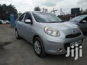 Nissan March 2012 Silver | Cars for sale in Nairobi, Nairobi West