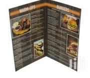 Digital Menu Printing | Computer & IT Services for sale in Nairobi, Nairobi Central