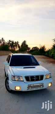 Subaru Forester 2002 Automatic White | Cars for sale in Mombasa, Port Reitz