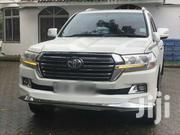 Toyota Land Cruiser 2008 White | Cars for sale in Mombasa, Mkomani