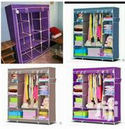 3 Columns Wooden Frame Portable Wardrobes | Furniture for sale in Nairobi, Kawangware
