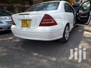 Mercedes Benz C180 2007 White | Cars for sale in Nairobi, Nairobi Central