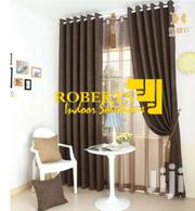 Brown Linen Curtains | Home Accessories for sale in Nairobi, Nairobi Central