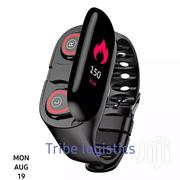 Smart Watch Band With Dual Wireless Tws Earphone For Mobile Phones | Watches for sale in Nairobi, Nairobi Central