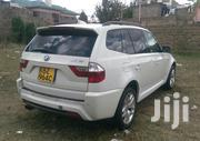 BMW X3 2008 2.5si Exclusive Automatic White | Cars for sale in Nairobi, Embakasi