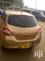 Nissan Tiida 2010 Gold | Cars for sale in Kisii, Kisii Central
