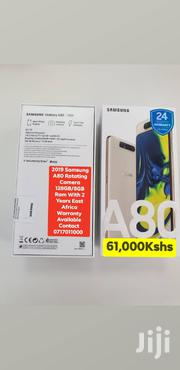 New Samsung Galaxy A80 128 GB Gold | Mobile Phones for sale in Mombasa, Mji Wa Kale/Makadara