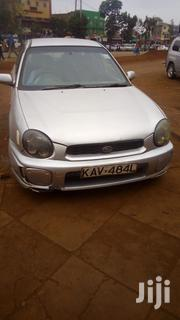 Subaru Impreza 1999 Wagon Silver | Cars for sale in Kiambu, Township E