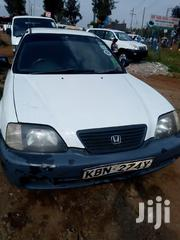 Honda Stream 2003 White | Cars for sale in Kiambu, Hospital (Thika)