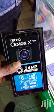New Tecno Camon X Pro 64 GB Black | Mobile Phones for sale in Nairobi, Kariobangi South