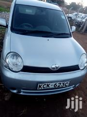 New Toyota Sienta 2011 Silver | Cars for sale in Kiambu, Hospital (Thika)