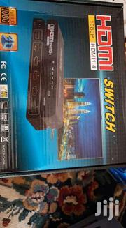 HDMI Switch Switcher 5 Input 1 Output With Remote Control | Computer Accessories  for sale in Nairobi, Baba Dogo