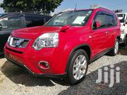 New Nissan X-Trail 2012 2.0 Petrol XE Red | Cars for sale in Mombasa, Shimanzi/Ganjoni
