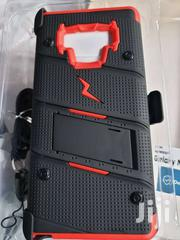 Hard Armored Bolt Series Galaxy Note 9 Case With Holster | Accessories for Mobile Phones & Tablets for sale in Nairobi, Nairobi Central