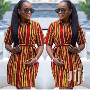 Ladies Ankara Shirt Dress | Clothing for sale in Nairobi, Nairobi Central