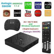 2019 Hottest PRO 2GB 16GB Android 8.0 4K TV Box | Laptops & Computers for sale in Nairobi, Kitisuru