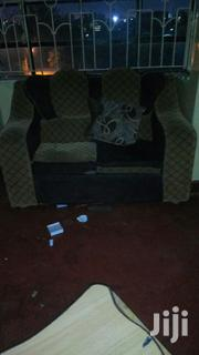 Fivesiter With Disghned Shape   Furniture for sale in Nairobi, Harambee