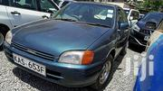 Toyota Starlet 1998 Green | Cars for sale in Tharaka-Nithi, Magumoni